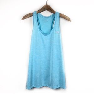 Under Armour Light Blue Tank Top Racerback